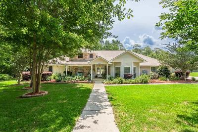 cantonment Single Family Home For Sale: S 681 Hwy 97