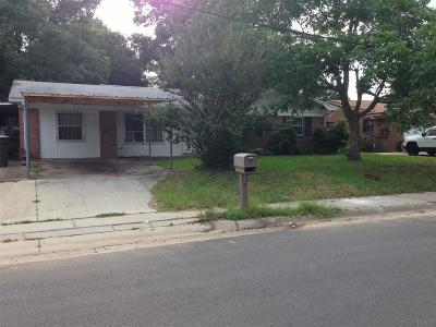 Pensacola Single Family Home For Sale: 4591 Monpellier Dr