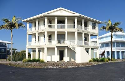 Navarre Beach Single Family Home For Sale: Key West Dr