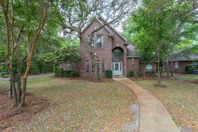 Pensacola Single Family Home For Sale: 9523 Lorikeet Ln