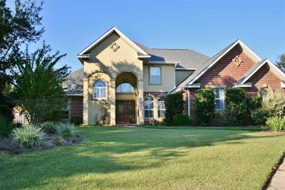 Gulf Breeze Single Family Home For Sale: 1443 Sound Forest Dr