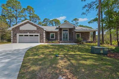 Pensacola Single Family Home For Sale: 16610 Blue Heron Cir