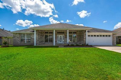 Pensacola Single Family Home For Sale: 7219 Harding Dr