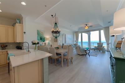 Pensacola Beach Condo/Townhouse For Sale: 4 Portofino Dr #PH3