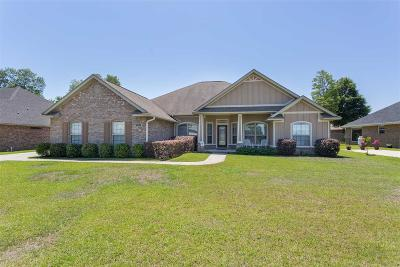 Pace Single Family Home For Sale: 4394 Winners Gait Cir