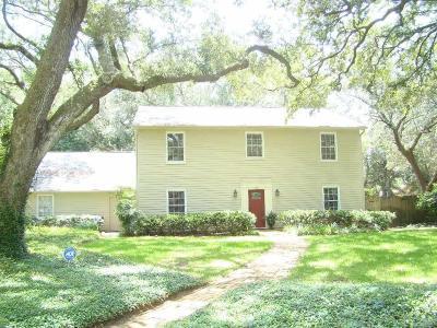 Pensacola Single Family Home For Sale: 4714 Francisco Pl
