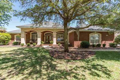 Gulf Breeze Single Family Home For Sale: 4426 Soundside Dr