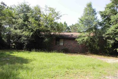Milton Single Family Home For Sale: 6420 Misty Lake Dr