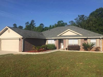 Cantonment Single Family Home For Sale: 9739 Harlington St