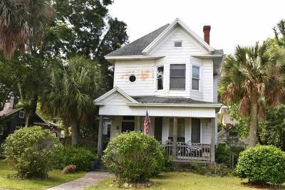 Pensacola Single Family Home For Sale: E 1611 Gadsden St
