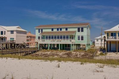 Navarre Beach Single Family Home For Sale: 7439 Gulf Blvd