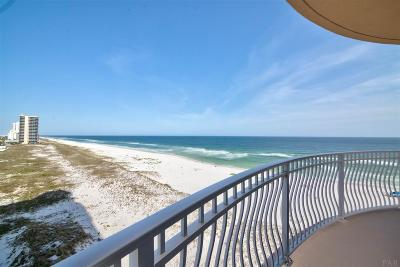 Pensacola Condo/Townhouse For Sale: 14237 Perdido Key Dr #6E