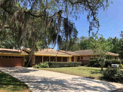 Pensacola Single Family Home For Sale: 100 Bayou Blvd