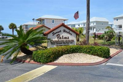 Navarre Beach Condo/Townhouse For Sale: 7453 Sunset Harbor Dr