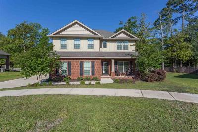 Cantonment Single Family Home For Sale: 2067 Staff Dr