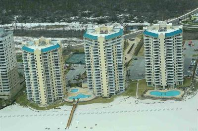 Pensacola Condo/Townhouse For Sale: 13599 Perdido Key Dr #T14D