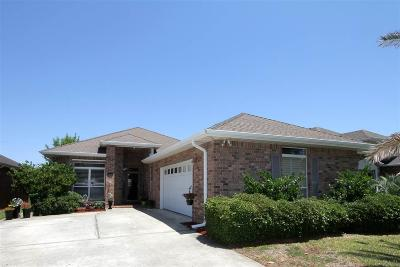 Gulf Breeze Single Family Home For Sale: 4134 Oak Pointe Dr