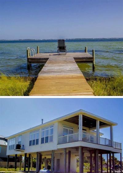 Pensacola Beach Single Family Home For Sale: 1307 Panferio Dr