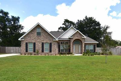 Milton Single Family Home For Sale: 9128 Iron Gate Blvd