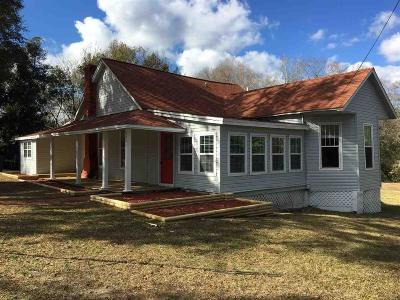 Milton Single Family Home For Sale: 5253 Conecuh St