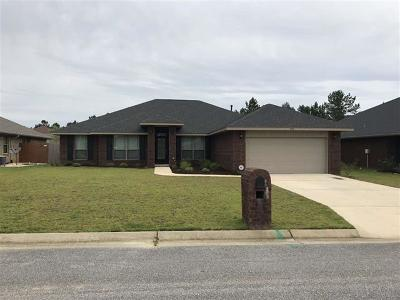 Milton Single Family Home For Sale: 4910 Tributary Dr