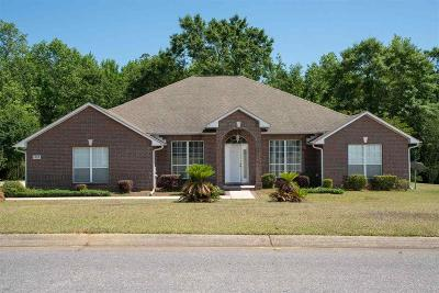 Cantonment Single Family Home For Sale: 1095 Yellowstone Pass
