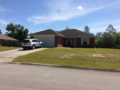Milton Single Family Home For Sale: 9048 Tara Cir