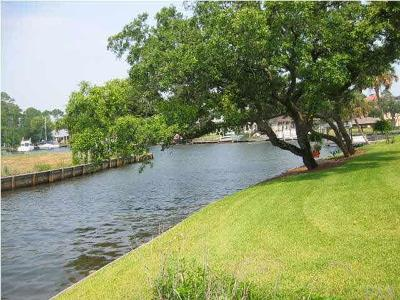 Gulf Breeze Residential Lots & Land For Sale: 4510 Brickyard Bayou Rd