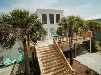 Pensacola Beach Single Family Home For Sale: 806 Panferio Dr