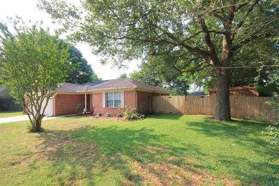Pace Single Family Home For Sale: 4301 Sugar Mill Bend