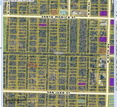 Milton Residential Lots & Land For Sale: 26th Ave