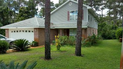 Gulf Breeze Single Family Home For Sale: 5005 Berkeley Forest Blvd