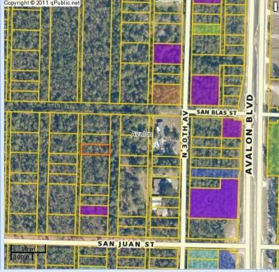 Milton Residential Lots & Land For Sale: San Blas St