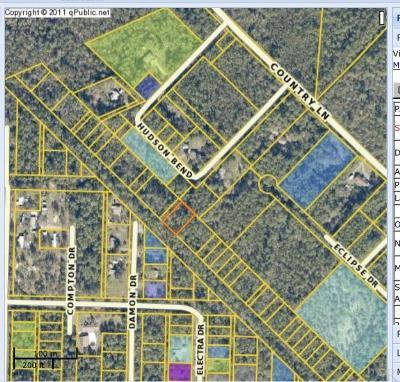 Milton Residential Lots & Land For Sale: De La Rue Dr