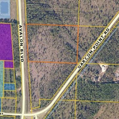 Milton Residential Lots & Land For Sale: Avalon Blvd