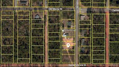 Milton Residential Lots & Land For Sale: N 14th Ave #Lot 9