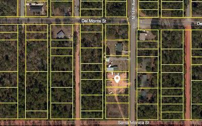 Milton Residential Lots & Land For Sale: N 14th Ave #Lot 8