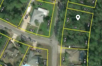 Pensacola Residential Lots & Land For Sale: 4638 Condado Cir