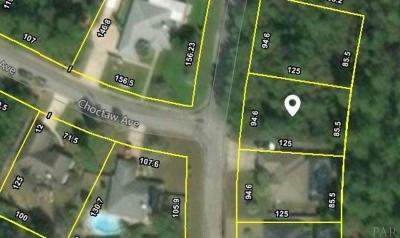 Pensacola Residential Lots & Land For Sale: 4640 Condado Cir
