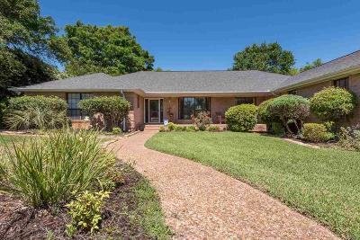 Pensacola Single Family Home For Sale: 8864 Burning Tree Rd