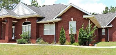 Pace Single Family Home For Sale: 6786 Quintette Rd