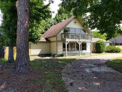 Pensacola Single Family Home For Sale: 11911 Gulf Beach Hwy