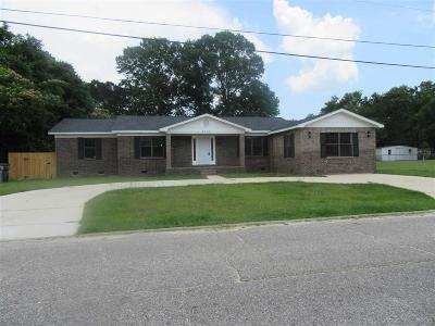 Pensacola Single Family Home For Sale: 8208 Durand Ave