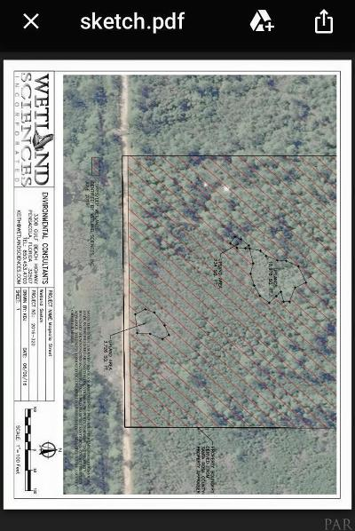 Milton Residential Lots & Land For Sale: Magnolia