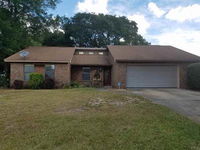 Pensacola Rental For Rent: 7716 Grundy St