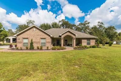 Jay Single Family Home For Sale: E 3664 Hwy 182