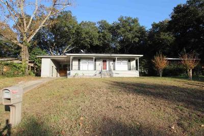 Pensacola Rental For Rent: 5700 East Shore Dr
