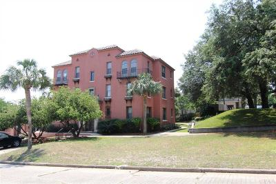 Pensacola Condo/Townhouse For Sale: E 2007 Gadsden St