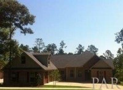 Pensacola Single Family Home For Sale: 8407 Foxtail Loop
