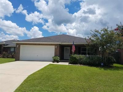 Pace FL Single Family Home For Sale: $195,000